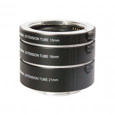 Sony NEX E-Mount Auto Extension Tube Set